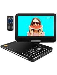 APEMAN 10.5'' Portable DVD Player with S...