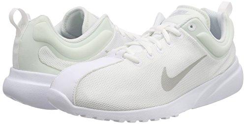 White Damen Wmns Sneaker Damen superflyte Pure White Nike SUPERFLYTE Platinum Weiß 100 Wmns XxwqPCWS