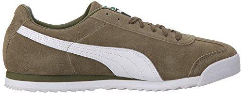 Capulet 5 Team US Gold Sneaker Suede Green M Amazon White Olive Men's Roma PUMA 8 6q0I77