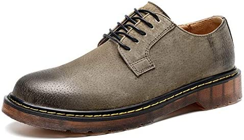 Men Business Oxford Casual Chic Soft