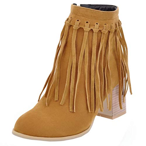AIYOUMEI Classic Yellow Classic AIYOUMEI Boot Classic Boot Yellow Women's AIYOUMEI Boot Boot Women's Yellow Classic AIYOUMEI Women's Women's H4fq7TAW