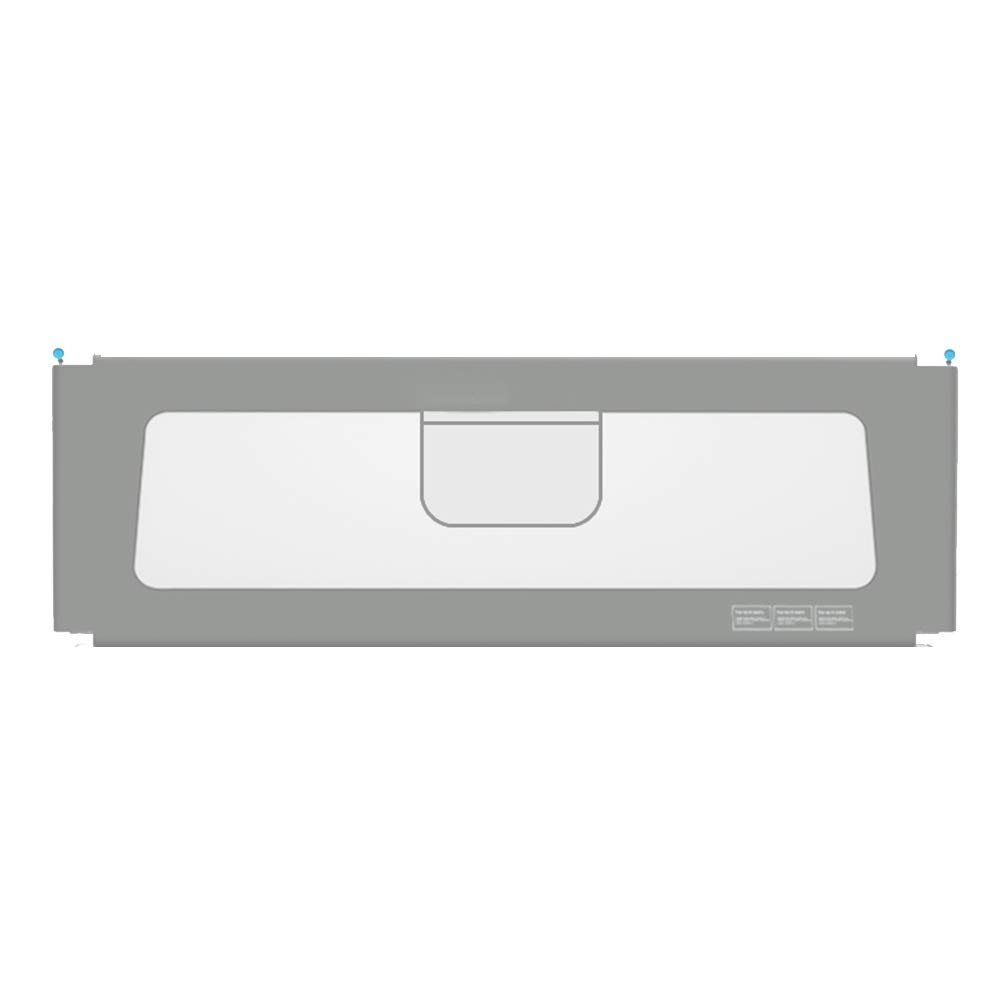 DD ベビー&マタニティ/ベビー布団寝具/ベッドガードフェンス, ベッドフェンス垂直昇降ガードレールベッドサイドバーベビーアンチ落下ベッドサイドバッフル(グレー) - 1.5M、1.8M、2.0M -子供を守る (サイズ さいず : 1.8M) 1.8M  B07PLBK686