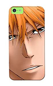 Inthebeauty 863b4971142 Case Cover Iphone 5c Protective Case Ichigo Kurosaki - Bleach ( Best Gift For Friends)