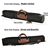 Soprano Saxophone Bag Sax Case - 1200D