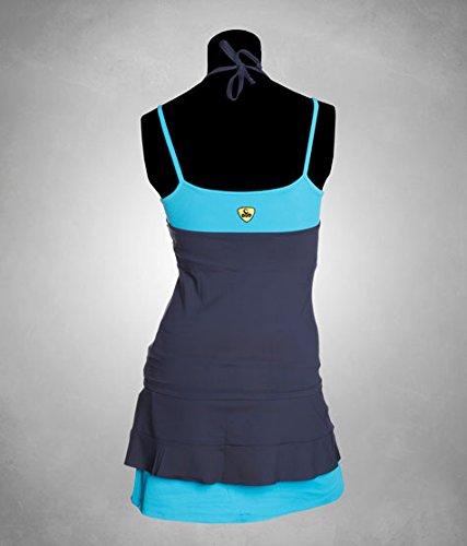 VIBORA Vestido Padel Azul (S): Amazon.es: Deportes y aire libre