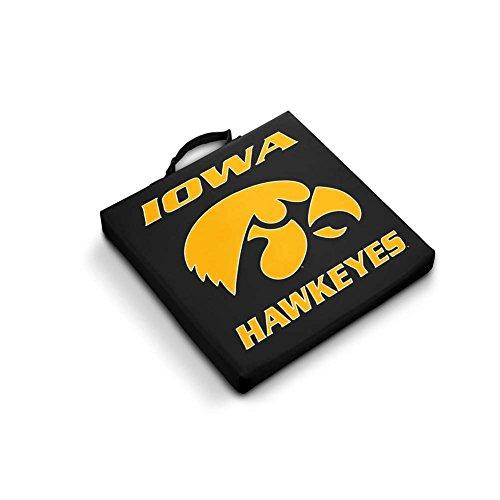 Logo Brands NCAA Iowa Hawkeyes Bleacher (Iowa Hawkeyes Seat)