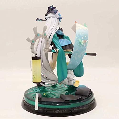 Action Figure Model Toys, Anime Figuur Girl 22 cm Immovable PVC Anime figuren - met Platform HAIKE