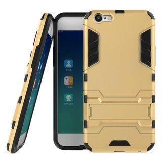 best website caf09 4993d Vinjhraat Kickstand Diffender Cover For Oppo A77 Back: Amazon.in ...