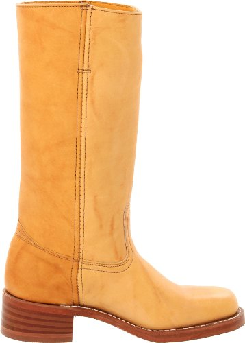 Frye Womens Campus 14l Boot Banana