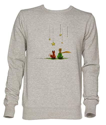 Prince Homme Women Petit Le Unisex Jumper Gris Sweat And Men For shirt Sweatshirt Jersey Femme Unisexe 05qqZnS