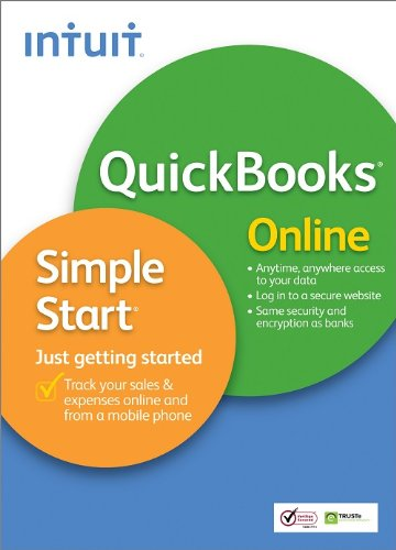 QuickBooks Online Simple Start 2012 [OLD VERSION]
