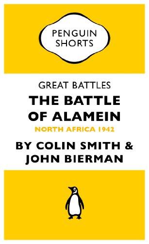 Battle Tank Firing (Great Battles: The Battle of Alamein: North Africa 1942 (Penguin Specials))
