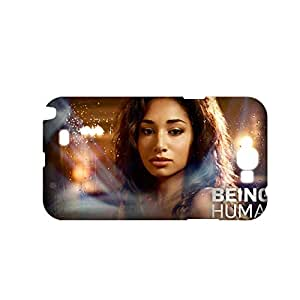 Custom Design With Being Human Abs Phone Case For Galaxy Note2 N1700 Choose Design 1-5