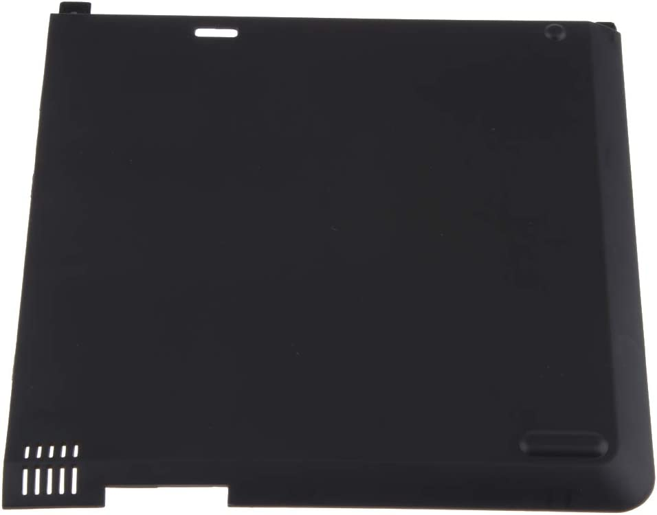 1Pcs Hard Drive Disk Door Cover,HDD Caddy, Bottom Case for HP EliteBook Folio 9470M,9480M Laptop Black