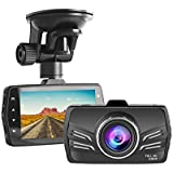 Dash Camera for Car - XME 3.0 Screen Full HD 1080P 170 Wide Angle Dashboard Camera Car DVR Vehicle Dash Cam with G-Sensor Motion Detection Loop Recording