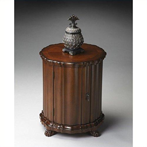 (Butler Specialty Company Drum Table, Plantation)