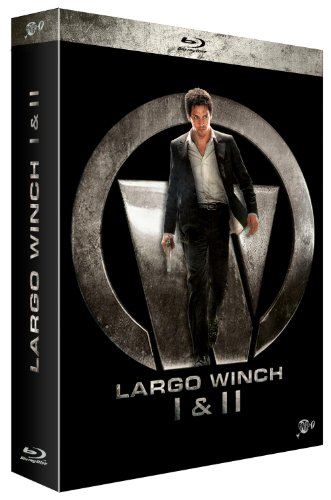 Largo Winch 1 + Largo Winch 2 - Coffret 2 BluRay [Blu-ray] (Largo 2 Winch)