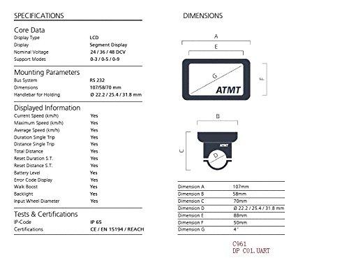 bafang E-Bike Umbausatz 28 350W 36V Hinterrad eingespeicht f/ür Kassette 8//9//10 RWD Kit IP65 C961 G020 Nabenmotor BF-RWDC-35036-C961-28