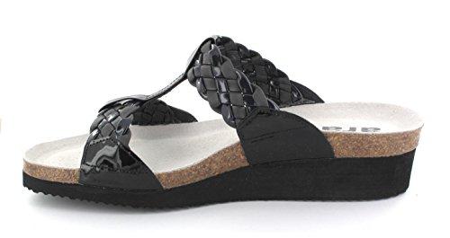 grau Grigio Pantofole 36 titan09 Ara Donna Fx6Awqqv