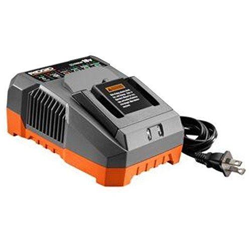 (Ridgid Genuine OEM R86092 Dual Chemistry 18V Lithium Ion / NiCad Battery Charger)