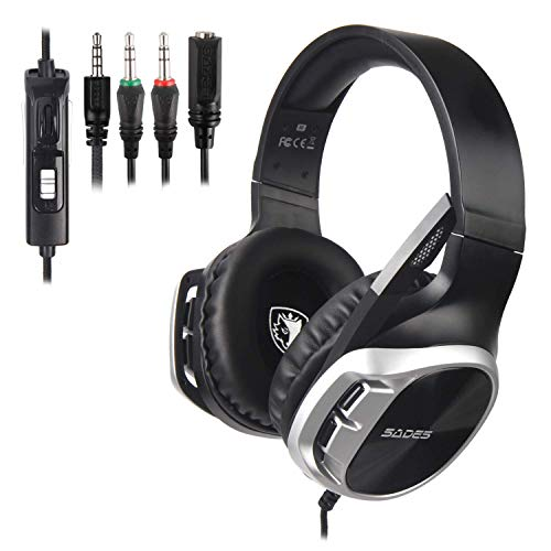 SADES R17 Gaming Headset