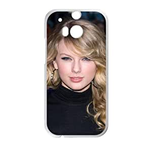 Taylor Swift For HTC One M8 Csae protection Case DHQ620322