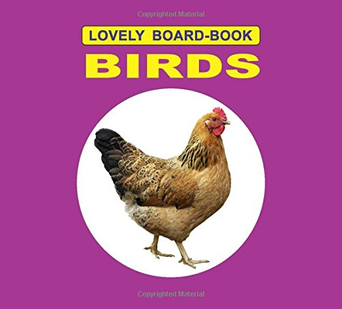 Birds (Lovely Board Book)