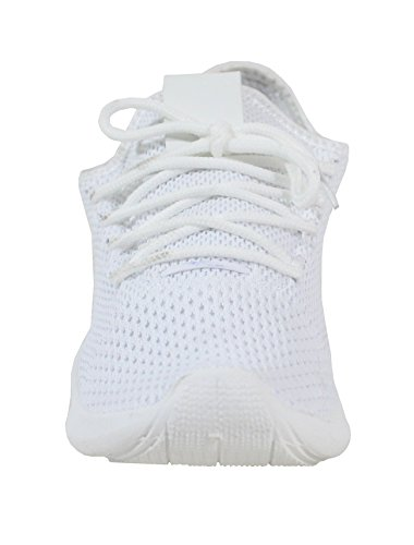 White Shoes by para Zapatillas Mujer wHd4dnqrI