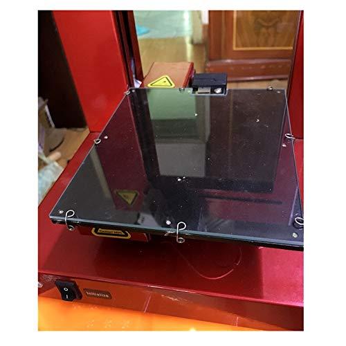 Tiertime UP! Plus 2 piezas de impresora 3d UP! cama de cristal ...