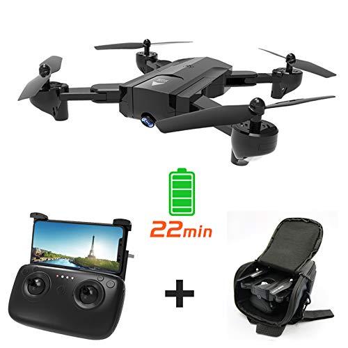 ETbotu Quadricotteri Drone SG900-S GPS WiFi FPV 1080P HD Camera 22mins Tempo di volo pieghevole RC Drone Quadcopter RTF 1 batteria