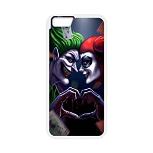 """Chinese Harley Quinn Customized Phone Case for iPhone6 4.7"""",diy Chinese Harley Quinn Case"""