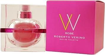 V V Roberto Verino Rose By Robert Verino For Women, Eau De Toilette Spray, 1.7-Ounce Bottle