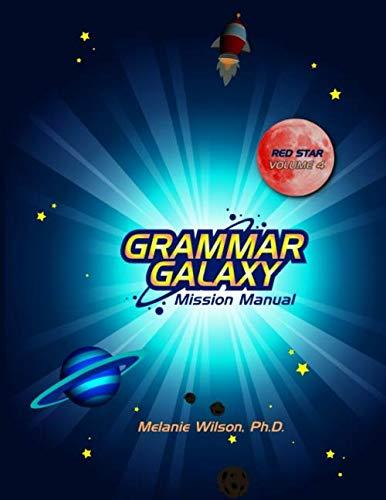 Grammar Galaxy Red Star: Mission Manual