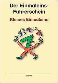 Der Einmaleins-Führerschein - 2. Klasse / Klassensatz