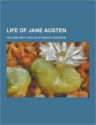 Book Life of Jane Austen
