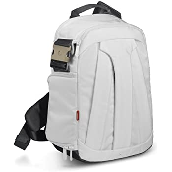 Amazon.com : Manfrotto MB SS390-5SW AGILE V Sling Bag -White ...