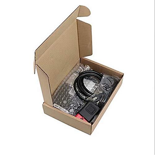 Auto Scanner Diagnostico Camion con Bluetooth GQF Ds150 Ds150E Tcs Vci con Due PCB Board Strumento Diagnostico Professionale OBD-II 16Pin per Veicoli Diesel E Benzina Cdp PRO