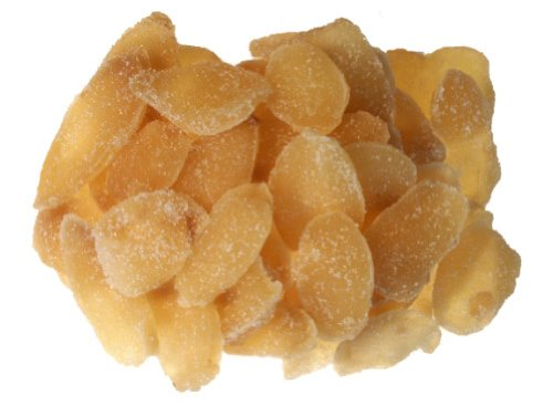 Paradise Crystallized Ginger Slices, 30 Pound Box
