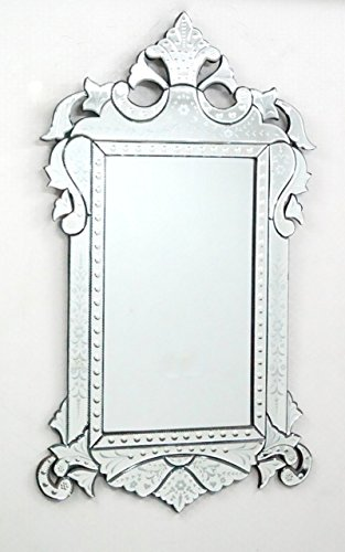 Buy Venetian Design Venetian Mirror for Living Room VD-339 | Get 2 ...