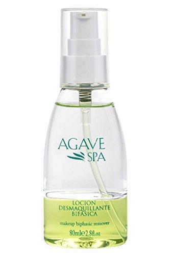 Agave Spa Natural Facial Makeup Remover 80 ML / 2.8 OZ