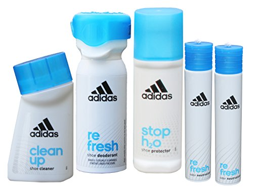 adidas Reinigung und Sportschuhen Kit 4 Schutz Nr 1 1 Care Kit Frische und Pflege Shoe Varianten verschiedene von Turnschuhen 4 Turnschuhen bis rgYfrqx