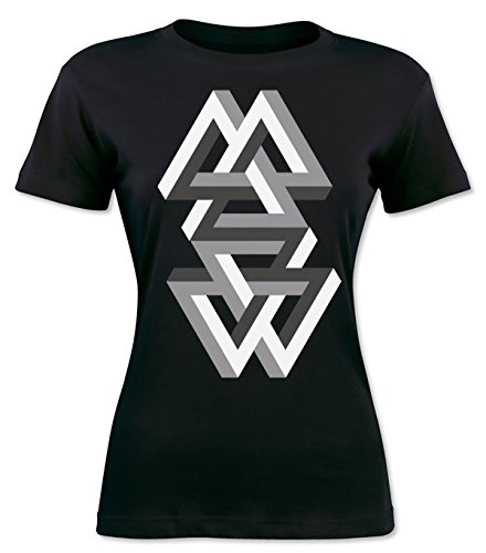 Amazing Impossible Figure Women's T-shirt