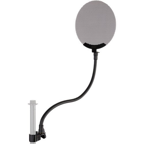 (Auray PFMR Metal Pop Filter with Gooseneck (5.5