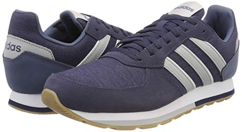 Two de 8k para Grey Ink Azul F17 Hombre Blue Trace Zapatillas Running adidas F17 Tech EdPRqCq