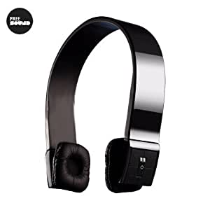 Freerunner Wireless Bluetooth Headphones for mobile phones, computers, tablets & consoles FREERUNNER BLACK by Freesound
