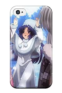 Shock-dirt Proof Clannad Case Cover For Iphone 4/4s