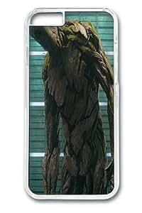 Groot Custom iPhone 6 Plus 5.5 inch Case Cover Polycarbonate Transparent