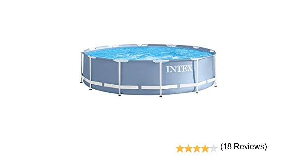 Intex JPI3404025 Piscina: Amazon.es: Jardín