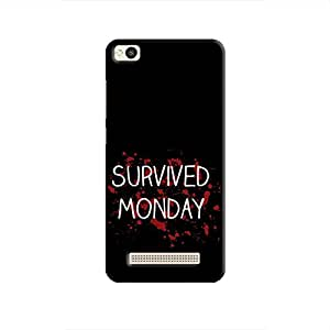 Cover It Up - Monday Survivor Redmi 4A Hard Case