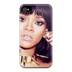 New Rihanna Tpu Case Cover, Anti-scratch Wondercase Phone Case For Iphone 4/4s